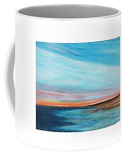 Sun Sliver Coffee Mug