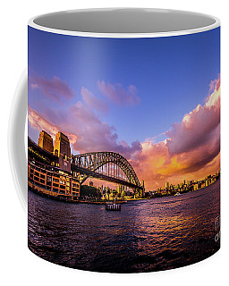 Sun Up Coffee Mug by Perry Webster