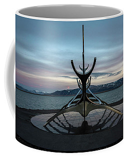 Sun Voyager At Dawn Coffee Mug