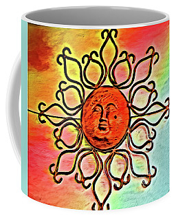 Sun Wall Decoration Coffee Mug