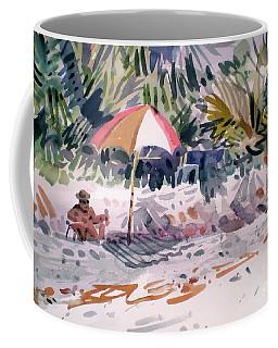Sunbather Coffee Mug