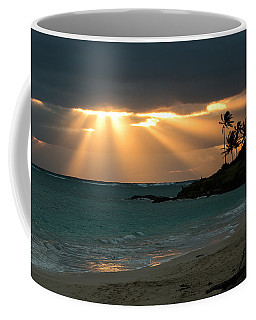 Sunburst At Kailua Coffee Mug