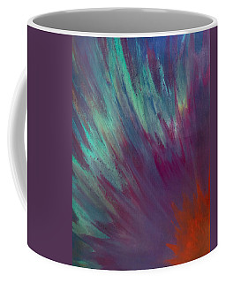 Sunburst Aura Coffee Mug