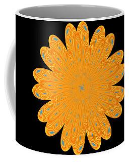 Sunburst Bloom Coffee Mug