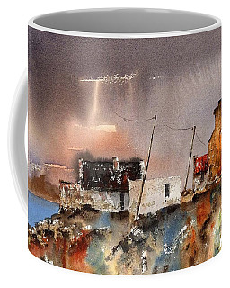 Sunburst Over Dugort, Achill Coffee Mug