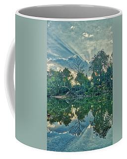 Sunburst Over The Meramec Coffee Mug