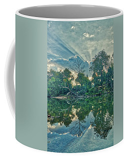 Sunburst Over The Meramec Coffee Mug
