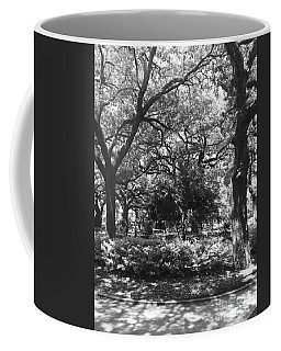 Sunday Afternoon Black And White Coffee Mug
