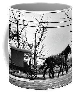 Sunday Afternoon Ride Coffee Mug