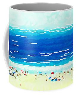 Sunday At Bondi Coffee Mug