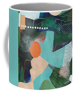 Coffee Mug featuring the painting Sunday Carriage Ride #31317 by Patricia Cleasby