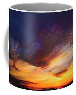 Sunday Morning Coming Down Coffee Mug by Karen Slagle