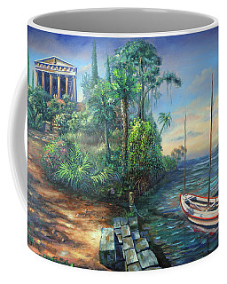 Sunday Morning Greco Floridian Twist Coffee Mug