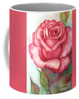 Sunday Rose Coffee Mug