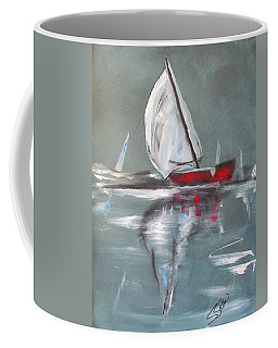 Sunday Sail Coffee Mug