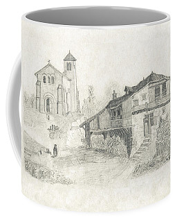 Sunday Service - No Borders Coffee Mug