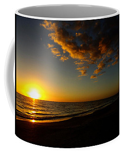 Sunday Sunset Redington Beach Coffee Mug