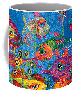 Sunday Swimmers Coffee Mug