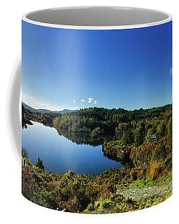Coffee Mug featuring the photograph Sunday Walk by Geoff Smith