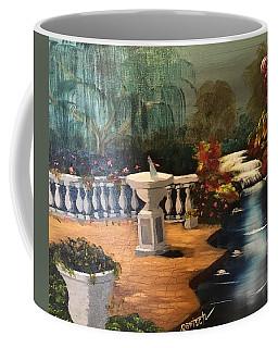 Sundial Plaza Coffee Mug