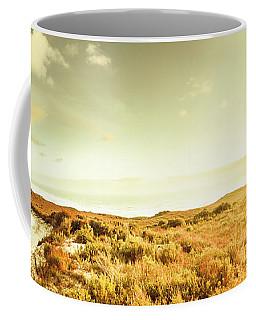 Sundown Bend Coffee Mug