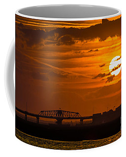 Sundown On The Charleston Coast  Coffee Mug