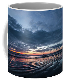 Sundown On The Coast Coffee Mug