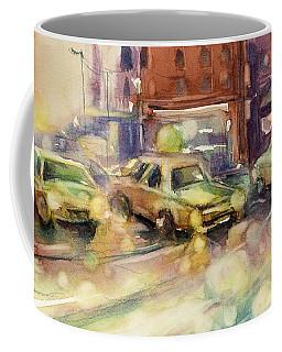 Sundrops Coffee Mug by Judith Levins