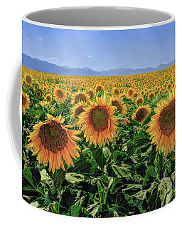 Sundrops Coffee Mug