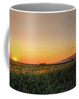 Sunfield Road Coffee Mug