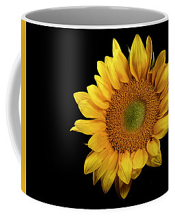 Coffee Mug featuring the photograph Sunflower 2 by James Sage