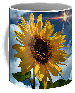Sunflower Brilliance II Coffee Mug