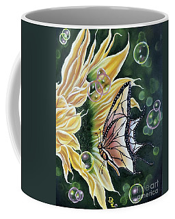 Sunflower Fantasy Coffee Mug