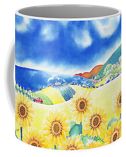Sunflower Hills Coffee Mug