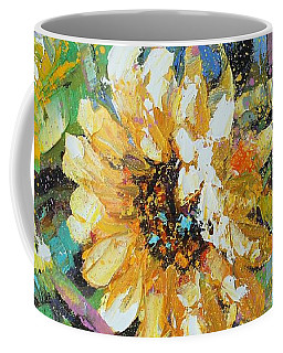 Sunflower I Coffee Mug