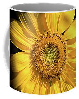 Sunflower In Bloom Coffee Mug