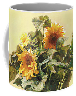 Sunflower In Love - Good Morning America Coffee Mug