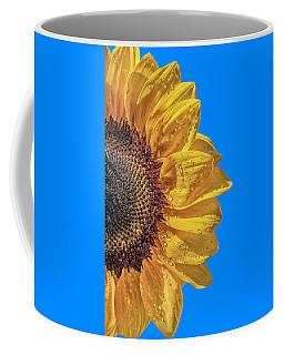 Sunflower In The Sun Coffee Mug