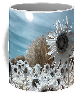 Sunflower Infrared  Coffee Mug