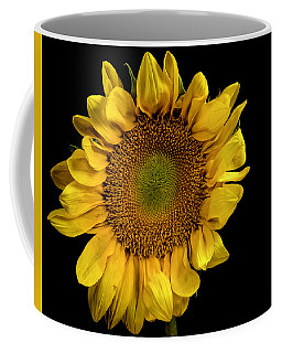 Coffee Mug featuring the photograph Sunflower by James Sage