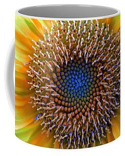 Sunflower Jewels Coffee Mug by Suzanne Stout