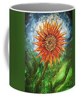 Sunflower Joy Coffee Mug