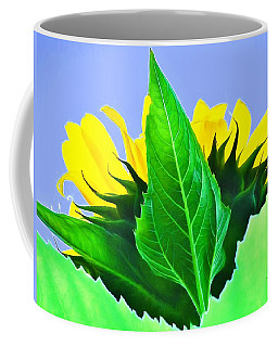 Sunflower Coffee Mug by Ludwig Keck