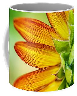 Sunflower Macro 1 Coffee Mug