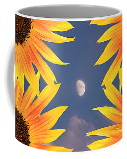 Sunflower Moon Coffee Mug
