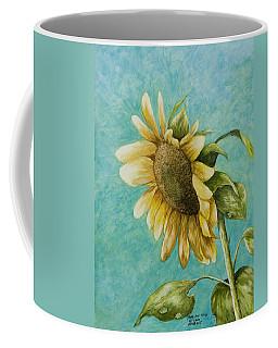 Sunflower Number One Coffee Mug