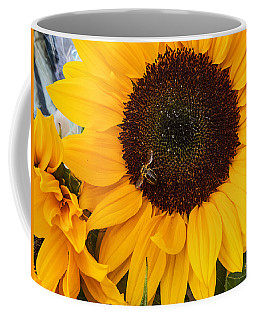 Sunflower Of France Coffee Mug