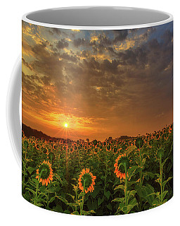 Sunflower Peak Coffee Mug