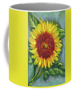 Sunflower Seed Packet Coffee Mug