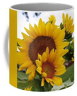 Sunflower Show Coffee Mug by Bruce Bley